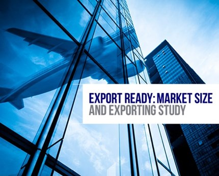 Export ready: Market size and exporting study
