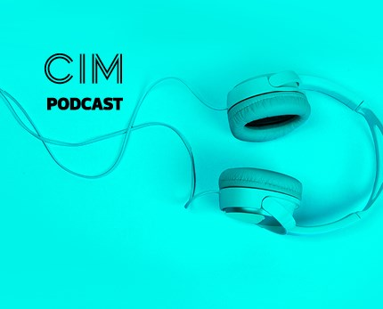 CIM Marketing Podcast - Episode 4: The truth about sex and shopping