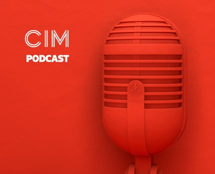 CIM Marketing Podcast - Episode 1: England's golden summer of sport