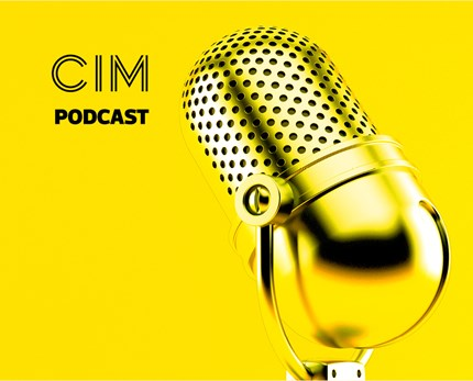 CIM Marketing Podcast - Episode 24: Network your way to success