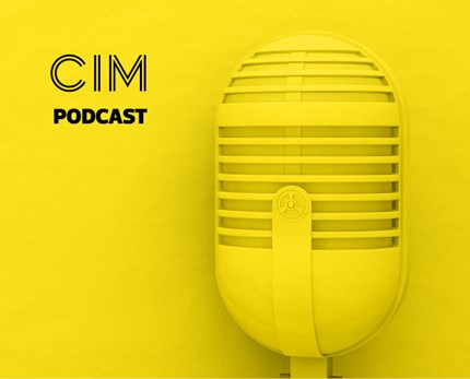 CIM Marketing Podcast - Episode 28: How brands found confidence on TikTok
