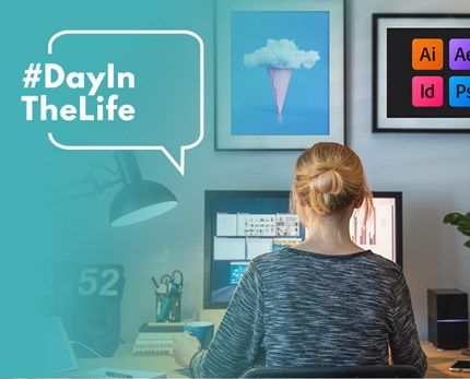 A day in the life: Senior designer