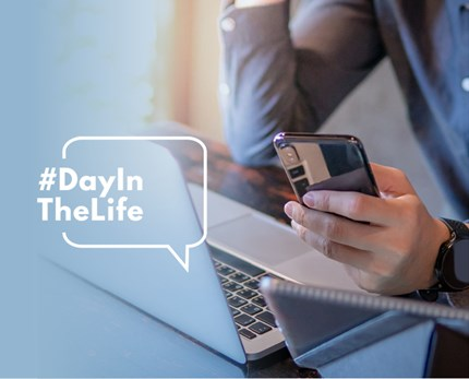 A day in the life: Brand marketing executive